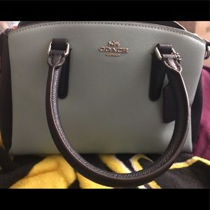 Coach Colorblock purse
